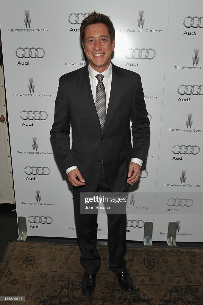 Film Independent senior director Sean McManus attends the party hosted by the Weinstein Company and Audi to Celebrate Awards Season at Chateau...