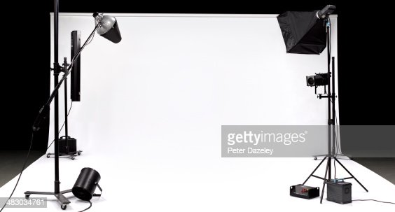 TV, film, photographic studio 1