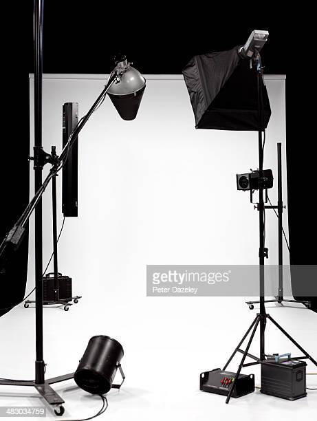 TV, film, photographic studio 2