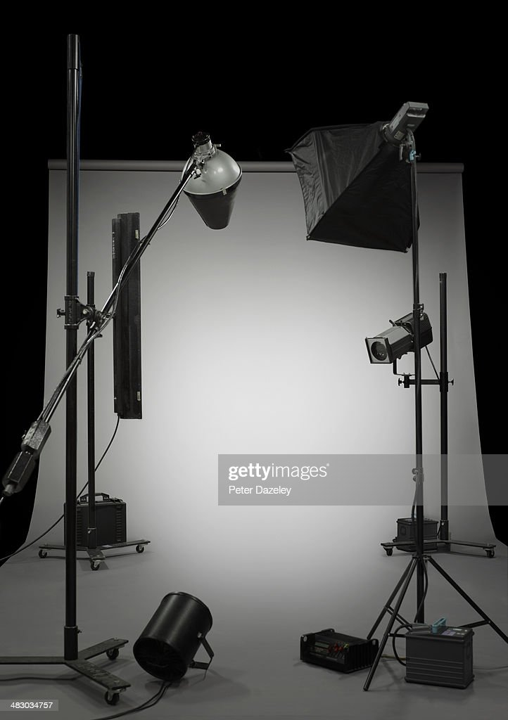 TV, film, photographic studio 4