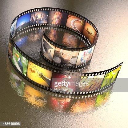 Film : Stock-Foto