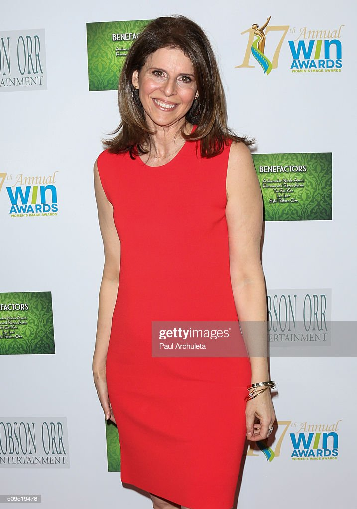 Film Producer Amy Ziering attends the 17th Annual Women's Image Awards at Royce Hall UCLA on February 10 2016 in Westwood California