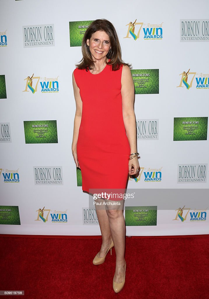 Film Producer <a gi-track='captionPersonalityLinkClicked' href=/galleries/search?phrase=Amy+Ziering&family=editorial&specificpeople=5773653 ng-click='$event.stopPropagation()'>Amy Ziering</a> attends the 17th Annual Women's Image Awards at Royce Hall, UCLA on February 10, 2016 in Westwood, California.