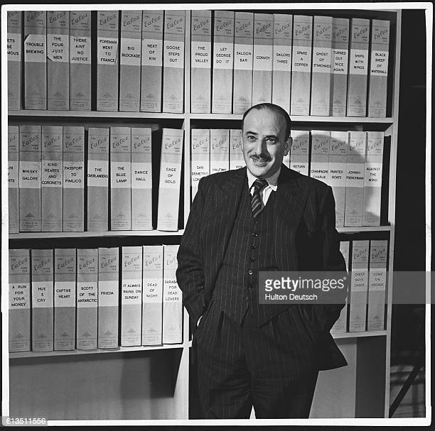 Film producer and director Michael Balcon THE EALING STUDIOS TRADITION 1951 has been a memorable year for Ealing studios It was the 21st anniversary...