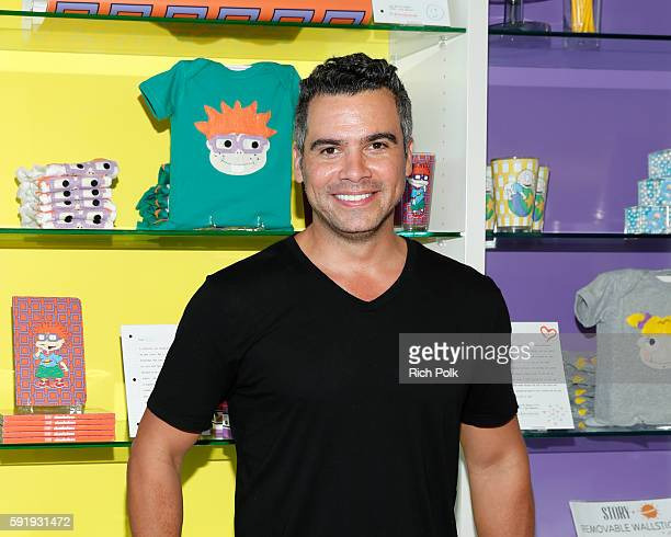 Film producer Cash Warren attends 'Remember When' presented by Nickelodeon And STORY at Ron Robinson on August 18 2016 in Santa Monica California