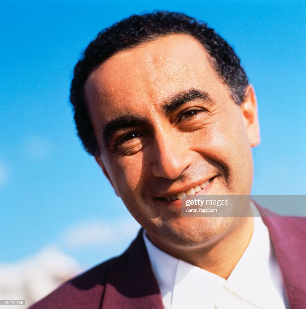 Film Producer Dodi al Fayed