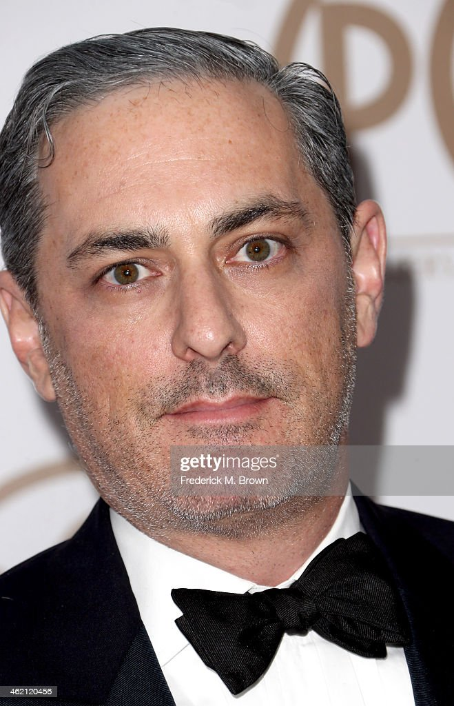 Film producer John Lesher attends the 26th Annual Producers Guild Of America Awards at the Hyatt Regency Century Plaza on January 24, 2015 in Los Angeles, California.