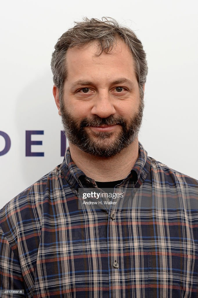 Film producer Judd Apatow attends the 'Begin Again' premiere at SVA Theater on June 25 2014 in New York City