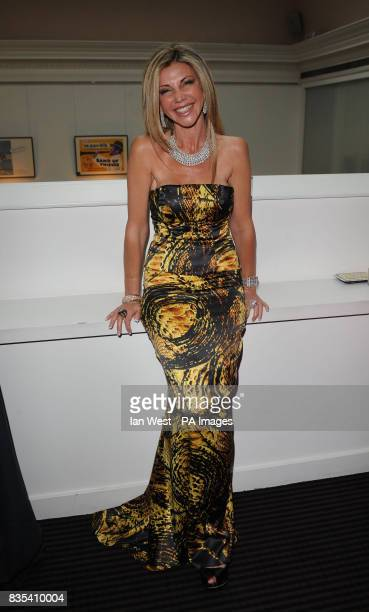 Film producer Lisa Tchenguiz at the UK Charity Gala of The World Unseen in aid of the Nelson Mandela Children's Fundat BAFTA in London