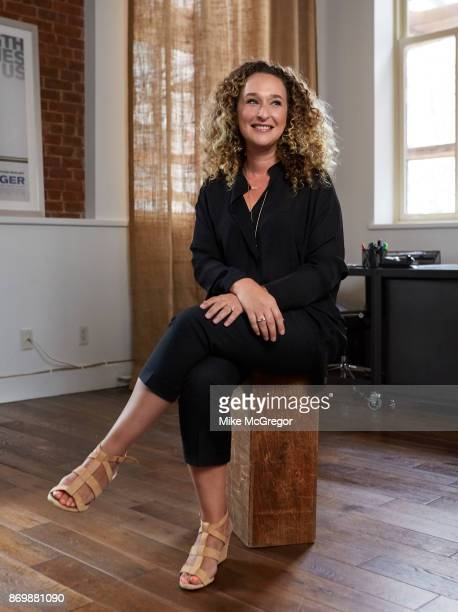 Film producer Riva Marker is photographed for Variety on August 29 2017 in New York City PUBLISHED IMAGE ON EMBARGO UNTIL DECEMBER 5 2017