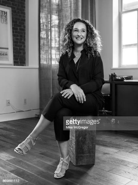 Film producer Riva Marker is photographed for Variety on August 29 2017 in New York City ON EMBARGO UNTIL DECEMBER 5 2017