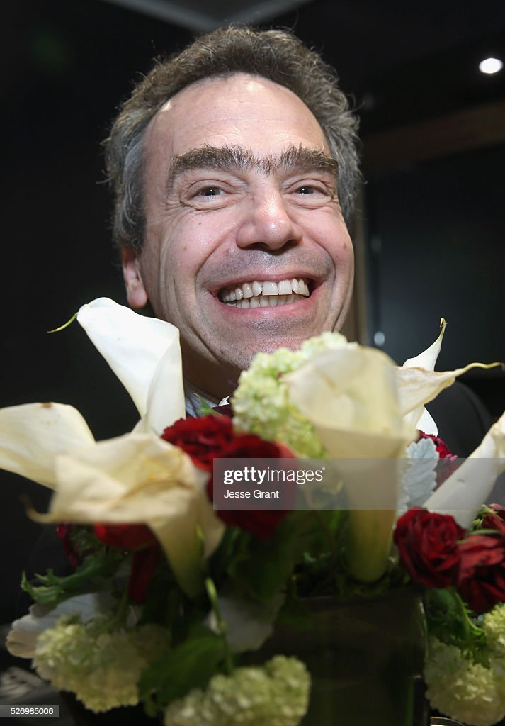 Film producer Serge Bromberg attends day 4 of the TCM Classic Film Festival 2016 on May 1, 2016 in Los Angeles, California. 25826_009
