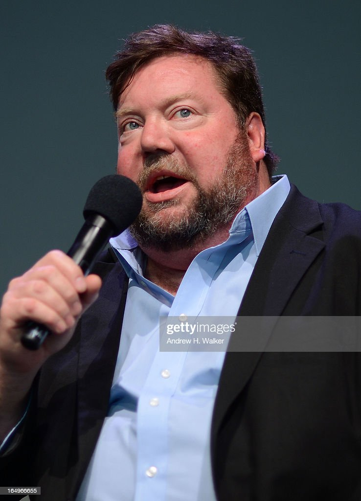 Film producer Tim Kirk attends Meet the Filmmakers at the Apple Store Soho on March 29, 2013 in New York City.