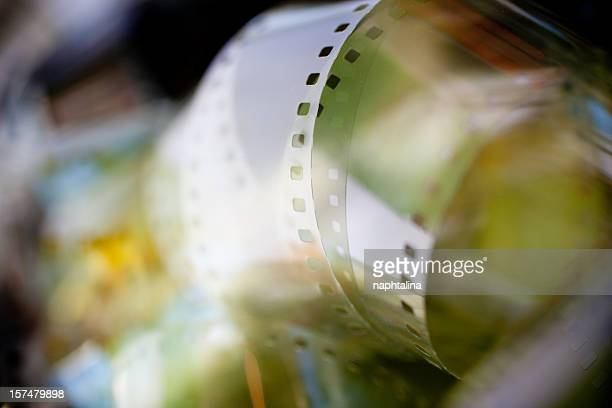 film reel tangle