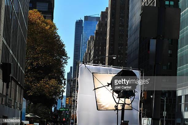 Film set in New York City