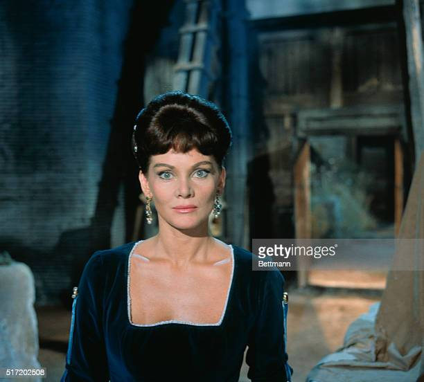 Film still of actress Diane Cilento She is the former wife of actor Sean Connery