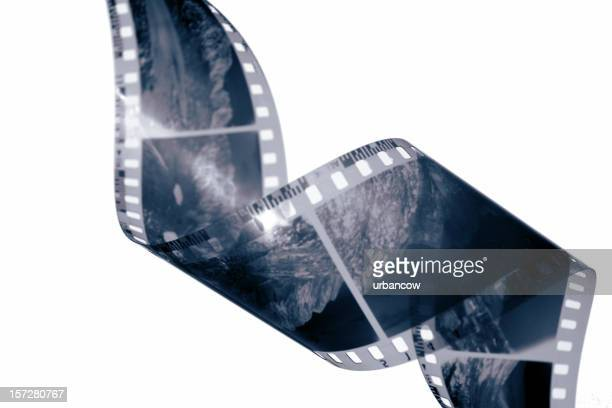 Film strip twist