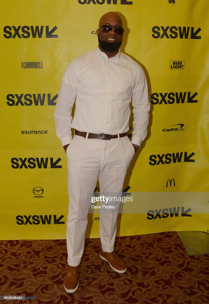 Film subject Dameion Perkins attends the premiere of 'The Blood Is at the Doorstep' during 2017 SXSW Conference and Festivals at Alamo Ritz on March 13, 2017 in Austin, Texas.