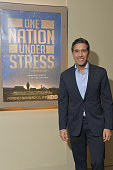 """HBO Documentary Film """"One Nation Under Stress"""" Special..."""