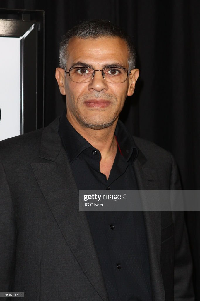 Filmmaker <a gi-track='captionPersonalityLinkClicked' href=/galleries/search?phrase=Abdellatif+Kechiche&family=editorial&specificpeople=2549398 ng-click='$event.stopPropagation()'>Abdellatif Kechiche</a> attends The 39th Annual Los Angeles Film Critics Association Awards at InterContinental Hotel on January 11, 2014 in Century City, California.