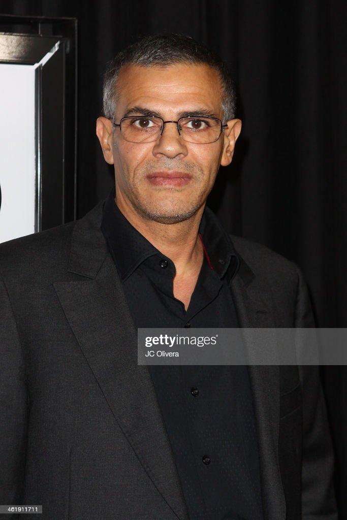 Filmmaker Abdellatif Kechiche attends The 39th Annual Los Angeles Film Critics Association Awards at InterContinental Hotel on January 11, 2014 in Century City, California.
