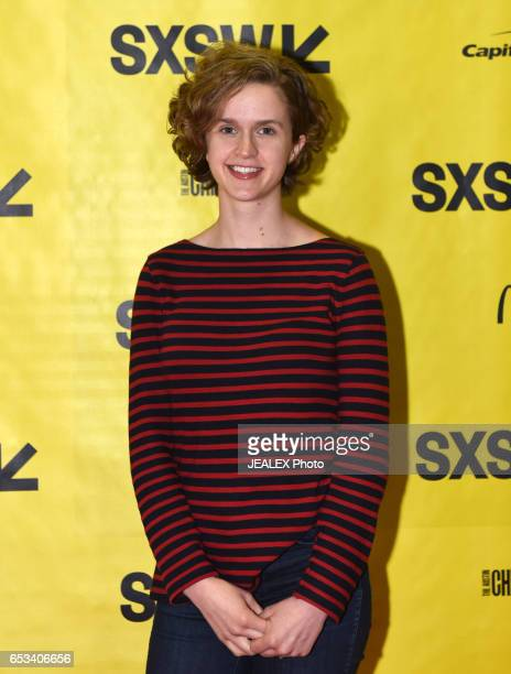 Filmmaker Abigail Horton attends 'Vimeo Staff Picks Live Director's Commentary' during 2017 SXSW Conference and Festivals at Vimeo on March 14 2017...