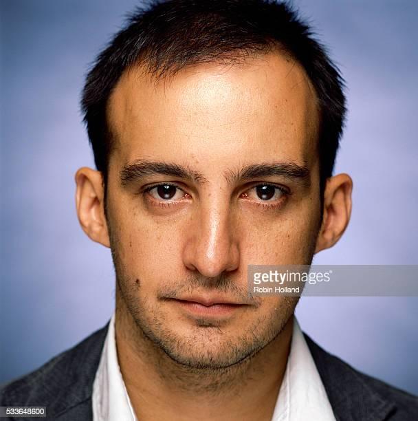 Filmmaker Alejandro Amenabar