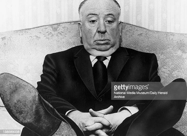 Filmmaker Alfred Hitchcock is pictured here on a visit to Australia in 1960 the year in which Hitchcock's released his most famous and controversial...