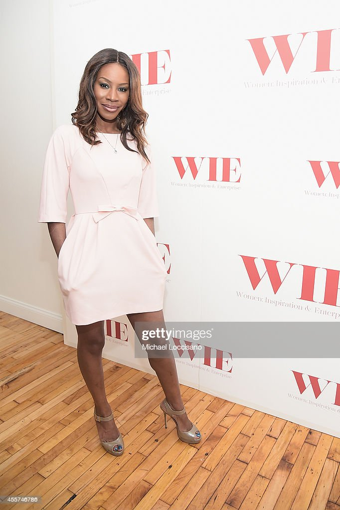 Filmmaker Amma Asante attends the 2014 WIE Symposium at The Puck Building on September 19, 2014 in New York City.