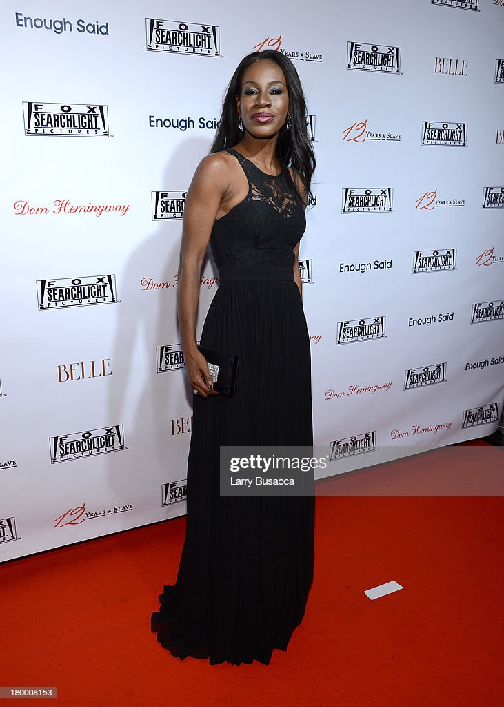 Filmmaker <a gi-track='captionPersonalityLinkClicked' href=/galleries/search?phrase=Amma+Asante&family=editorial&specificpeople=2181024 ng-click='$event.stopPropagation()'>Amma Asante</a> attends the Fox Searchlight TIFF party during the 2013 Toronto International Film Festival at Spice Route on September 7, 2013 in Toronto, Canada.
