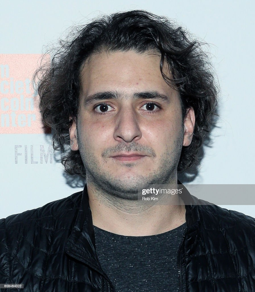 Filmmaker and artist Neil Beloufa attends a screening of 'Occidental' during the 55th New York Film Festival at Elinor Bunin Munroe Film Center on October 6, 2017 in New York City.