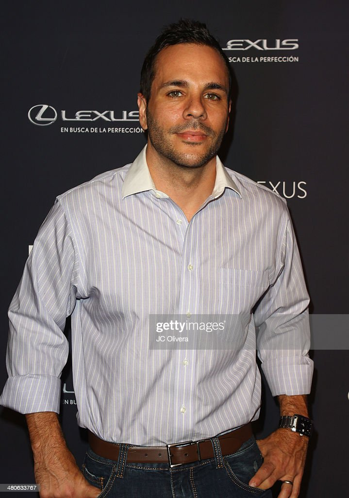 Filmmaker Anthony Nardolillo attends Sabor de Lujo at Vida Lexus event celebrating latino culture in Los Angeles at Sofitel Hotel on March 25, 2014 in Los Angeles, California.