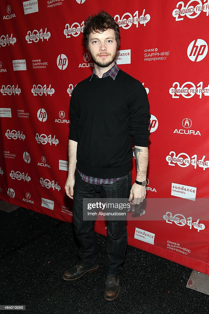 Filmmaker Ben Richardson attends the 'Happy Christmas' premiere at Library Center Theater during the 2014 Sundance Film Festival on January 19, 2014 in Park City, Utah.