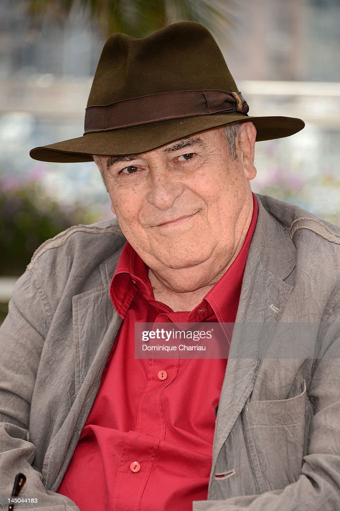 FIlmmaker <a gi-track='captionPersonalityLinkClicked' href=/galleries/search?phrase=Bernardo+Bertolucci&family=editorial&specificpeople=228513 ng-click='$event.stopPropagation()'>Bernardo Bertolucci</a> attends the 'Io E Te' Photocall during the 65th Annual Cannes Film Festival at Palais des Festivals on May 23, 2012 in Cannes, France.