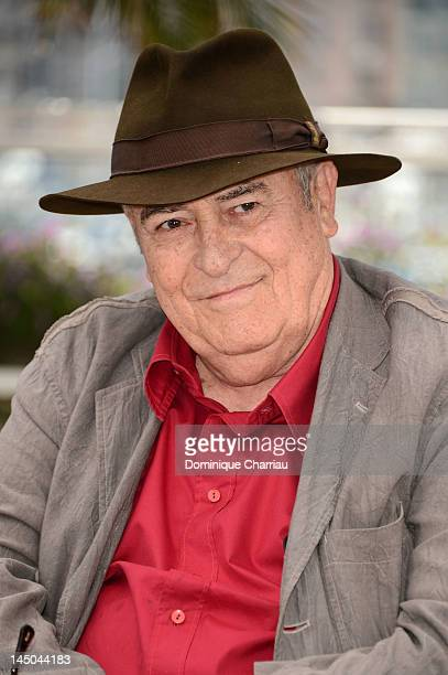 FIlmmaker Bernardo Bertolucci attends the 'Io E Te' Photocall during the 65th Annual Cannes Film Festival at Palais des Festivals on May 23 2012 in...