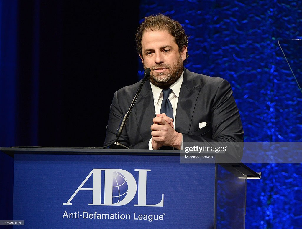 Filmmaker Brett Ratner presents onstage at the Anti-Defamation League's 2015 Entertainment Industry Dinner at The Beverly Hilton Hotel on April 20, 2015 in Beverly Hills, California.