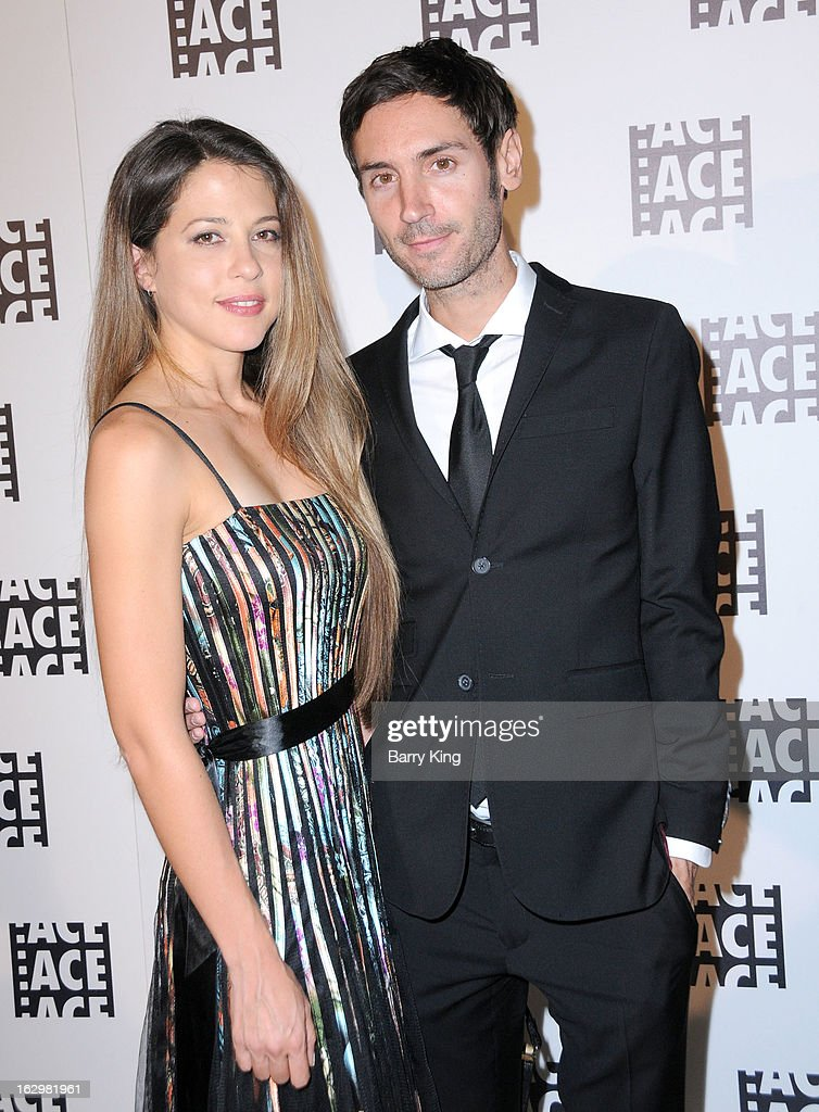 Filmmaker Brittany Huckabee (L) and actor <a gi-track='captionPersonalityLinkClicked' href=/galleries/search?phrase=Malik+Bendjelloul&family=editorial&specificpeople=8806036 ng-click='$event.stopPropagation()'>Malik Bendjelloul</a> attend the 63rd Annual ACE Eddie Awards at The Beverly Hilton Hotel on February 16, 2013 in Beverly Hills, California.