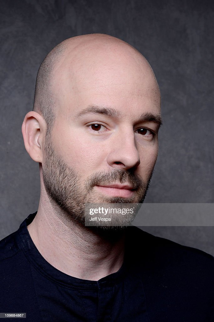 Filmmaker Chad Crawford Kinkle poses for a portrait during the 2013 Sundance Film Festival at the WireImage Portrait Studio at Village At The Lift on January 22, 2013 in Park City, Utah.