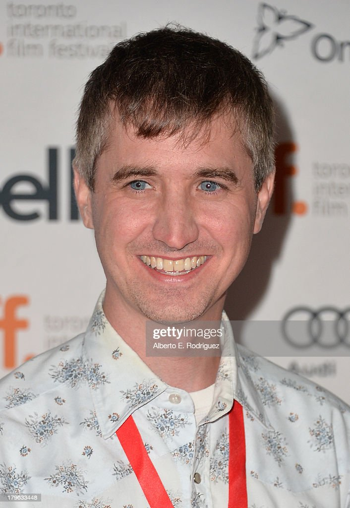 Filmmaker Chris Sivertson arrives at the 'All Cheerleaders Die' premiere during the 2013 Toronto International Film Festival at Ryerson Theatre on...