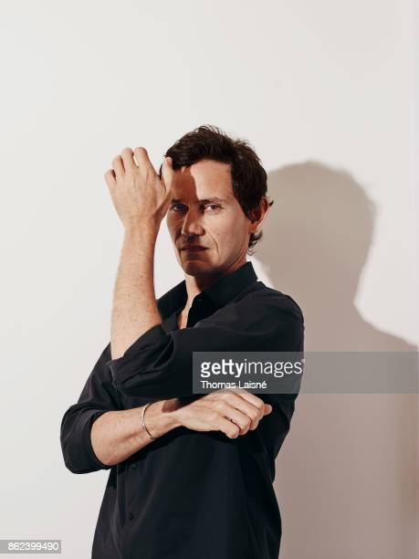 Filmmaker Christian Camargo is photographed for Self Assignment on September 6 2017 in Venice Italy