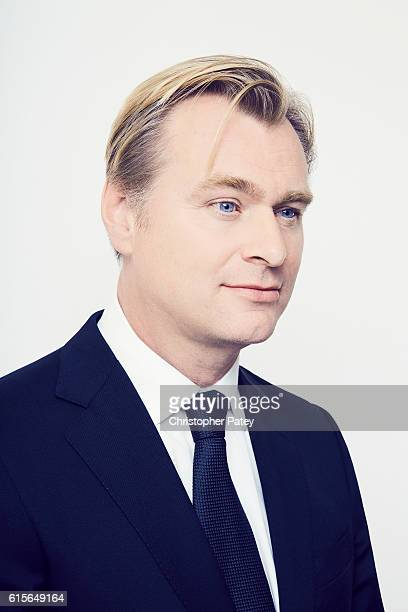 Filmmaker Christopher Nolan poses for a portrait at the 2016 American Cinematheque Awards on October 14 2016 in Beverly Hills California