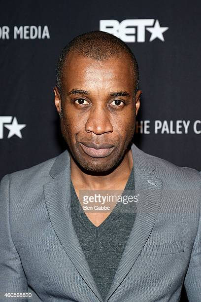 Filmmaker Clement Virgo attends 'The Book Of Negroes' Screening at The Paley Center for Media on December 16 2014 in New York City