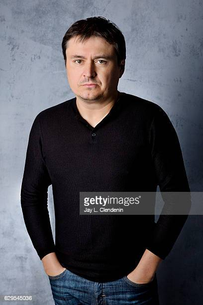 Filmmaker Cristian Mungiu from the film 'Graduation' poses for a portraits at the Toronto International Film Festival for Los Angeles Times on...