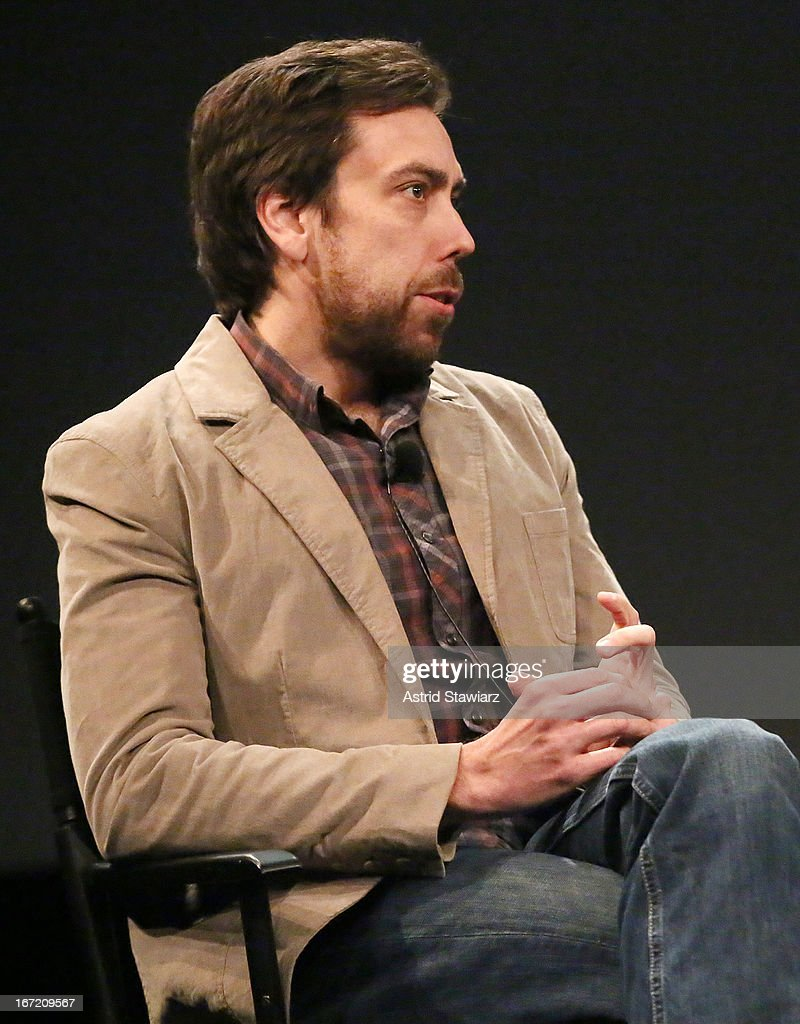 Filmmaker Dan Krauss attends the Tribeca Talks: The Business of Entertainment: Truth, Persuasion And Bias In Documentaries event at the 2013 Tribeca Film Festival on April 22, 2013 in New York City.