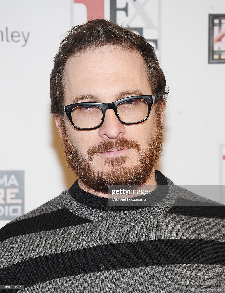 Filmmaker <a gi-track='captionPersonalityLinkClicked' href=/galleries/search?phrase=Darren+Aronofsky&family=editorial&specificpeople=841696 ng-click='$event.stopPropagation()'>Darren Aronofsky</a> attend the closing night awards during the 2013 First Time Fest at THE PLAYERS on March 4, 2013 in New York City.