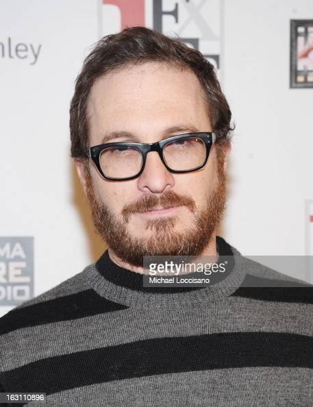 Filmmaker Darren Aronofsky attend the closing night awards during the 2013 First Time Fest at THE PLAYERS on March 4 2013 in New York City