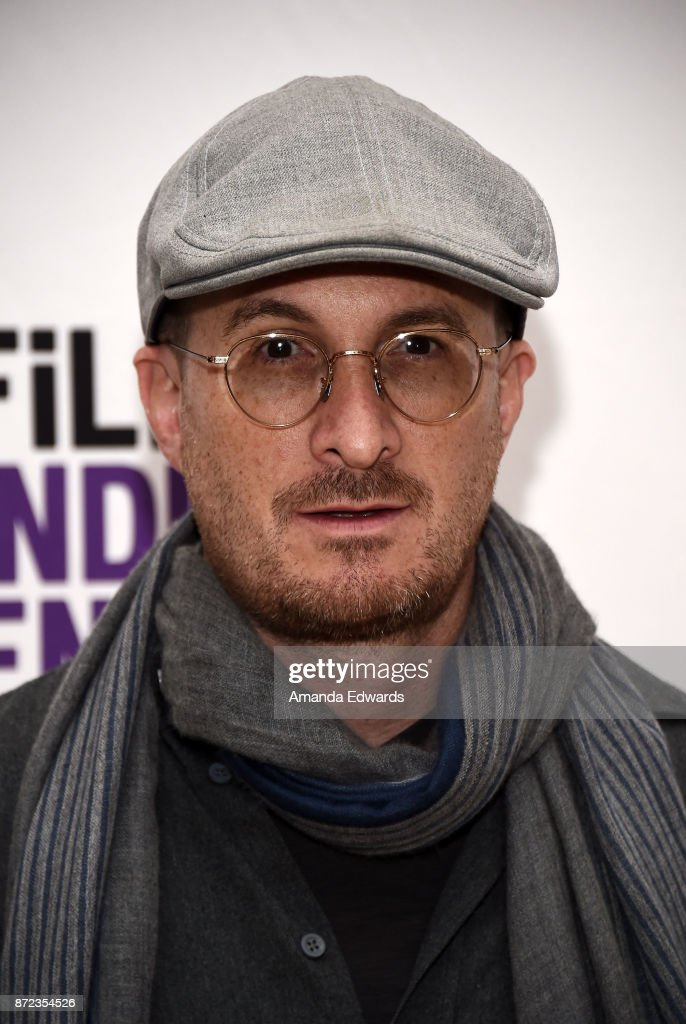 Filmmaker Darren Aronofsky attends the Film Independent at LACMA An Evening With Darren Aronofsky event at the Bing Theater at LACMA on November 9, 2017 in Los Angeles, California.