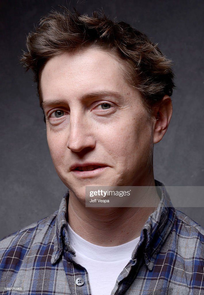 Filmmaker <a gi-track='captionPersonalityLinkClicked' href=/galleries/search?phrase=David+Gordon+Green&family=editorial&specificpeople=2901053 ng-click='$event.stopPropagation()'>David Gordon Green</a> poses for a portrait during the 2013 Sundance Film Festival at the WireImage Portrait Studio at Village At The Lift on January 20, 2013 in Park City, Utah.