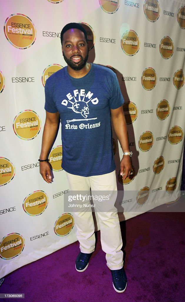 Filmmaker David Talbert attends the 2013 Essence Festival at the Ernest N. Morial Convention Center on July 6, 2013 in New Orleans, Louisiana.