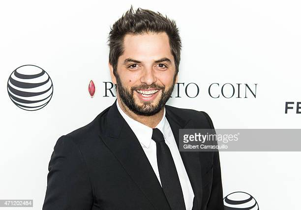 Filmmaker Diego Bunuel attends the closing night screening of 'Goodfellas' during the 2015 Tribeca Film Festival at Beacon Theatre on April 25 2015...